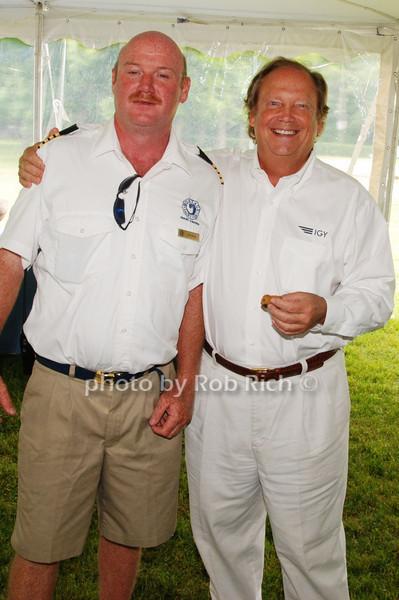 John Murray and Martin Lucus<br /> photo by Rob Rich © 2009 robwayne1@aol.com 516-676-3939