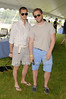 Derek Blasberg and Lyle Maltz<br /> photo by Rob Rich © 2009 robwayne1@aol.com 516-676-3939