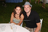 Kim Alves and Sean Evans<br /> photo by Rob Rich © 2009 robwayne1@aol.com 516-676-3939