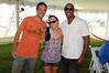 Dave Gulick, Deena Sayers and Edwin Medina<br /> photo by Rob Rich © 2009 robwayne1@aol.com 516-676-3939