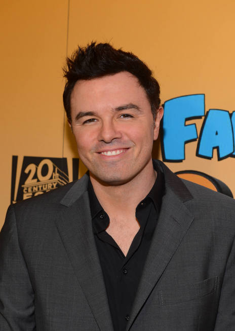 . FAMILY GUY Creator, Executive Producer and cast member Seth MacFarlane during arrivals of the FAMILY GUY 200 EPISODES PARTY at The Belasco Theater on Friday Nov. 2, 2012   (Mark Davis/FOX)