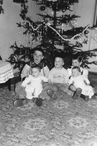 Lohmanns, Christmas 1950