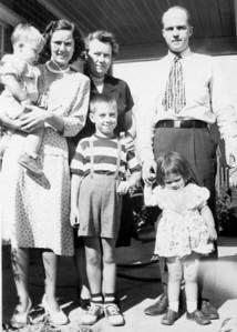 Jane, Ralph, Anna Finan, Ralph Jr., and ...