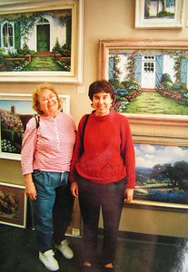 2 6 2014  Jan & Mom, Jenny's S'dale gallery, feb 1994