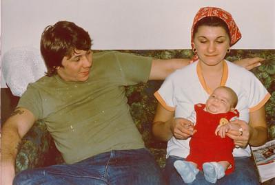 1 24 2014 David, Buddy & Jay, dec 1974