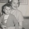 1 30 2014 Auntie Annie & Buddy, @ 1954