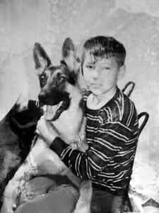 2 3 2014 Duke and Buddy, about 1957