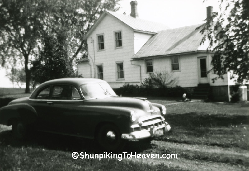 Lawrence Ringelstetter Family Farmhouse, 1957, Dane County, Wisconsin