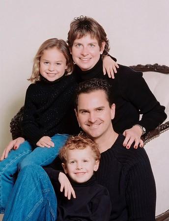Family Portrait by Rhonda