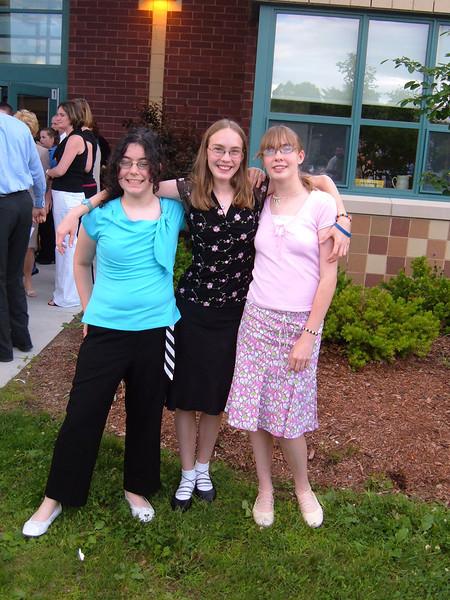 Melanie, Becky & Mary