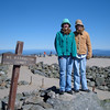 Top of Mt Washington.