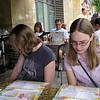 Breakfast in down town San Diego