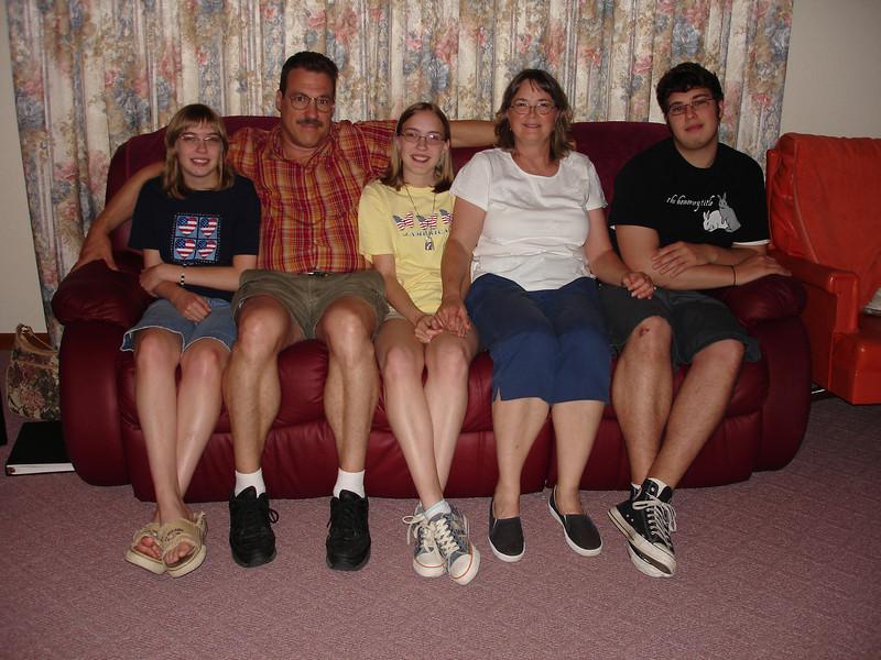 Tulsa visit 2006