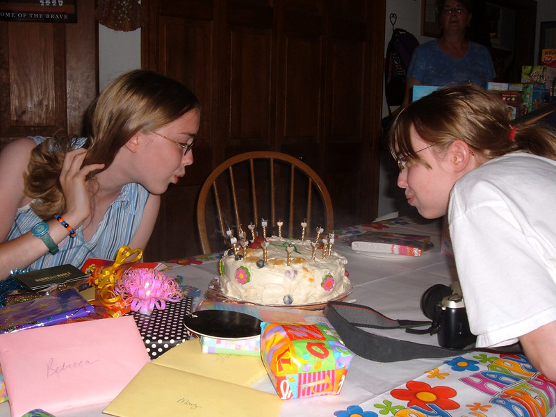 Birthdays 2005