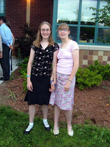 Middle School Grads