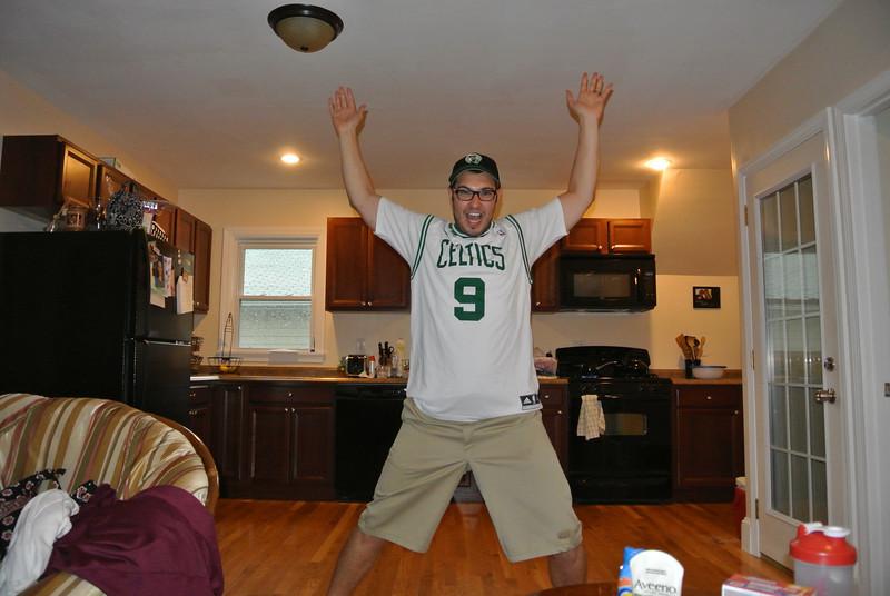 Celtics aint gonna win in 2012