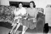 Alma, Georgie, Holly - April 13, 1953