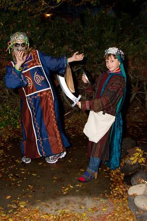 Halloween Stedwicks Dittmers 2012