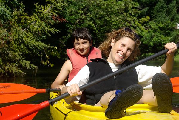 Platte River Canoeing