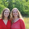 Johanna and Wendy