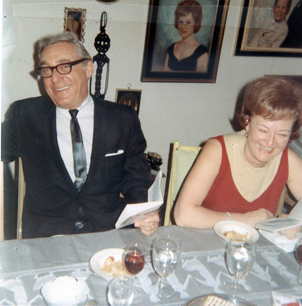 Sam and Laura Bernstein