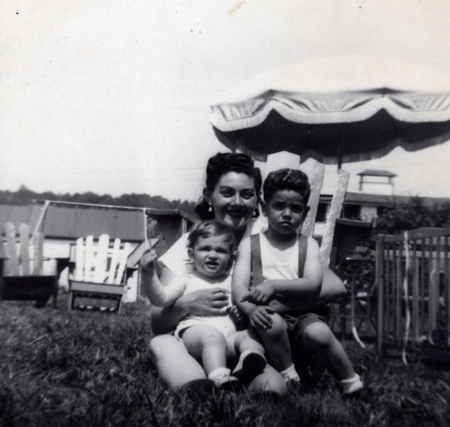 Tessie, Steve and Rich