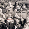 Isaac and Rae Roth with sons Bert and Sidney and daughter<br /> Hortense and spouses and grandchildren