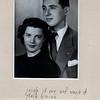 Khava-Kharne Gutman and Mordekhay Zalman Gelman-Lerner, 3/1/50