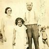 Celia and Benjamin Kurtzman with daughter Edna
