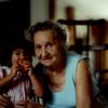 Melissa and great grandma Molly Swilling Roth