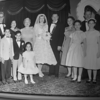 Abe Nathanson marriage to Phyllis with Ray Nathanson, Zalman<br /> Nathanson and family and Trudy Nathanson family