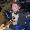 Matt at Twins game. 2009