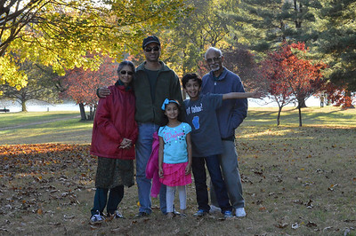Family pictures/Shyam's side