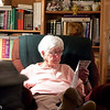 Grandma Ruth in her younger years;  2009 at 91 years old.