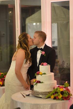 Alex and Walker's wedding day