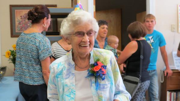 2013 Aunt Laurene
