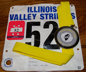 IVS Half Marathon Septermber 8th 2013