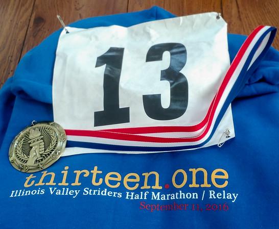 IVS Half Marathon 2016