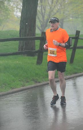 Illinois Full I-Challenge Marathon April 30, 2016