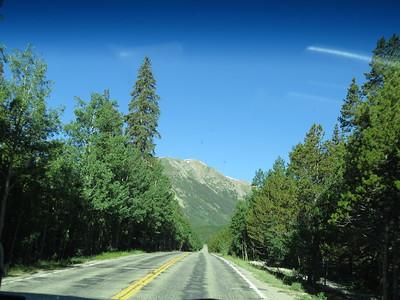 Colorado via a Road Trip