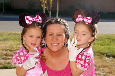 Mom and the Minnie's