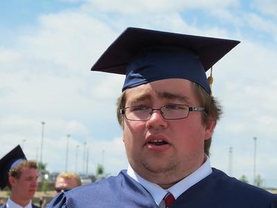 2012 Graduation for Jarod Mills