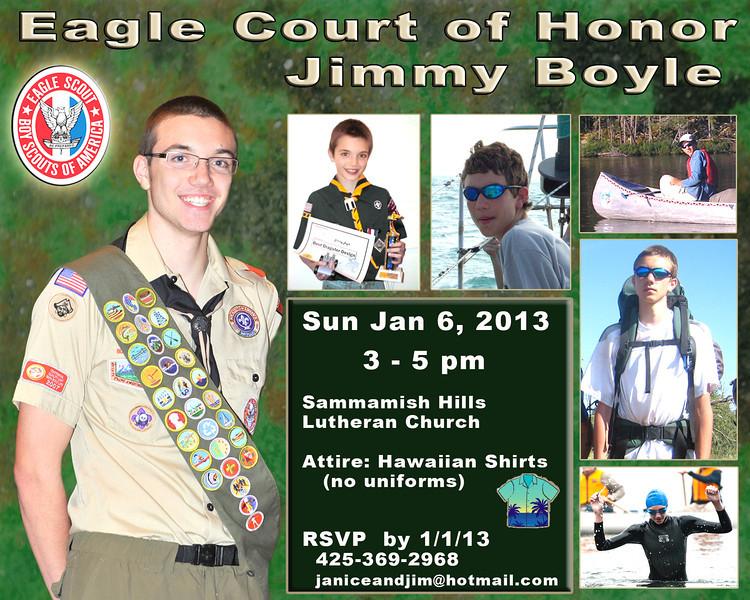 Eagle invite