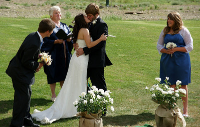 Kristin and Ryan's Wedding July 2010
