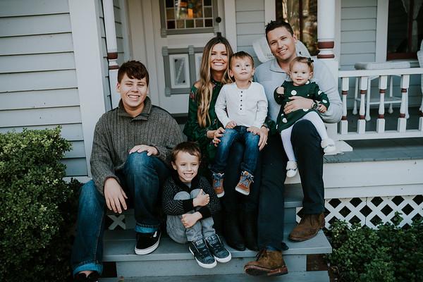Livingston Family fall 2017