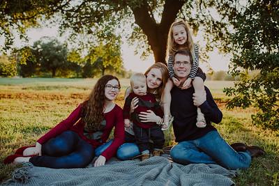 Morgan Family Fall
