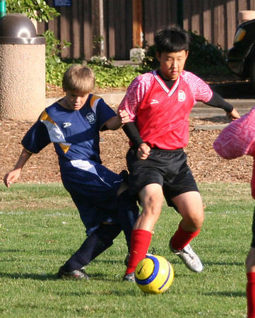 2006 Soccer - Blue Warriors