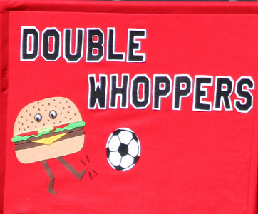 2007 Soccer - Double Whoppers