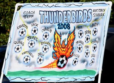 2008 Soccer - Thunderbirds U16B