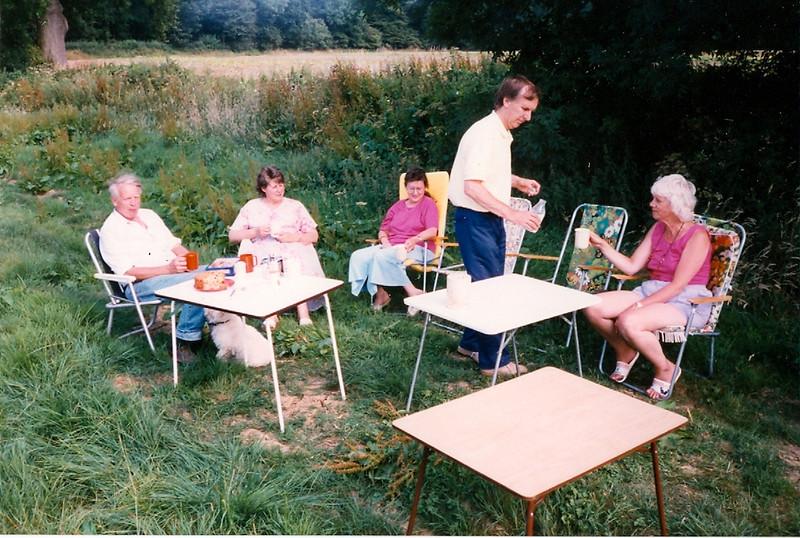 1994 JULY CAPEL - VC MEMBERS